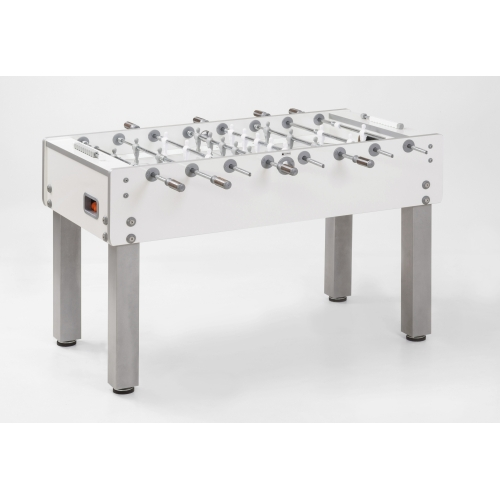 Garlando G-500 Pure White Football table